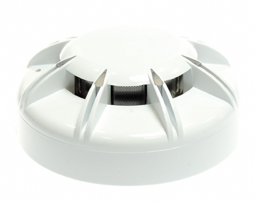 (10-085) Wi-Fyre Wireless Optical Smoke Detector Head